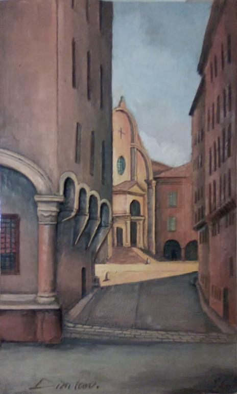 Ivan Dimitrov – Bologna – San Giovanni in Monte