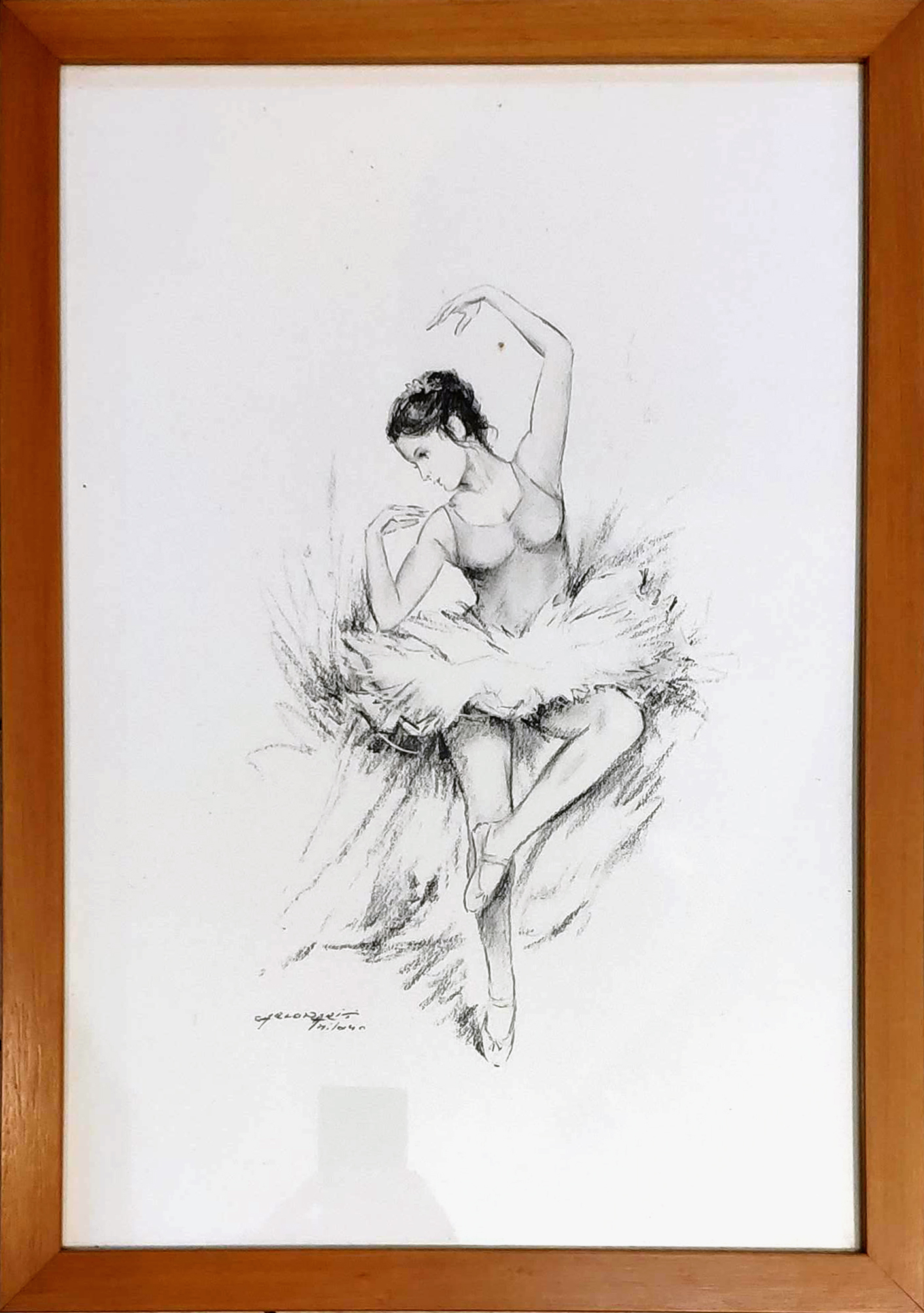 Carlo Parisi – Ballerina