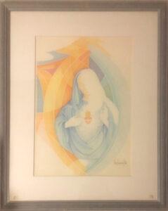 Ugo Farina – Madonna del Sacro Cuore