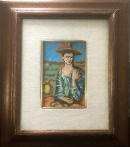 A. Tassi – Omaggio a Picasso – I saltimbanchi