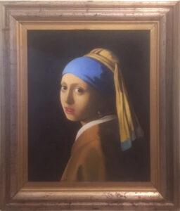 Luciano Bartorelli – La ragazza con l'orecchino di perla