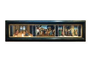 Da Raffaello Sanzio – Incoronazione della vergine (predella)