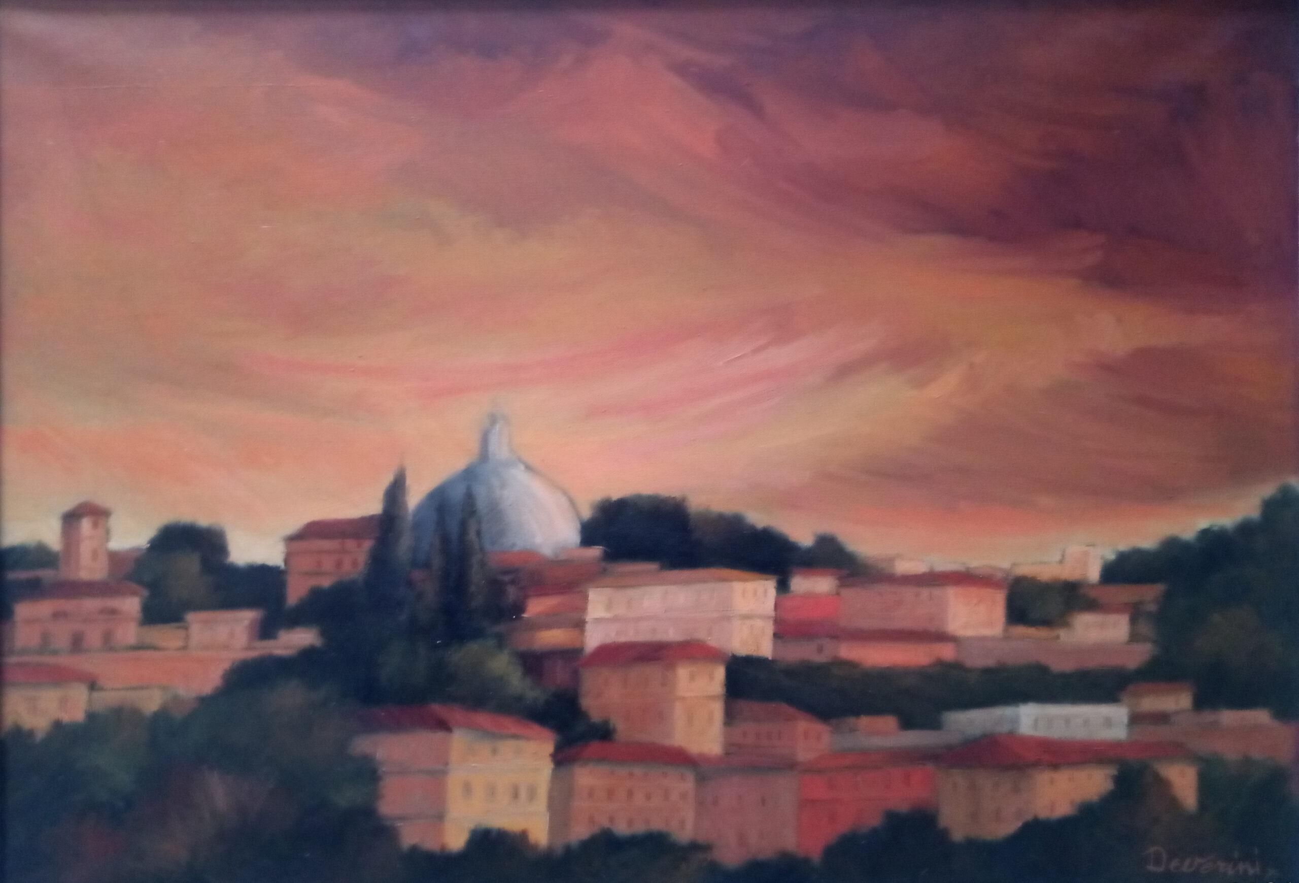 Lucio Deverini – Paesaggio