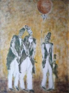 Artista sconosciuto – Pagliacci