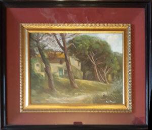 Enrico Fornaini – Pineta a Miglarino