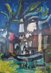 Gustavo Boldrini – Chiesa a Venezia