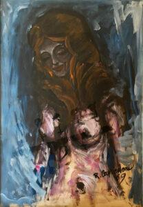 Gapredoni R. – Donna nuda