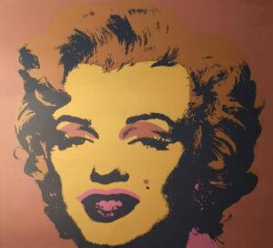 Andy Warhol – Marylin