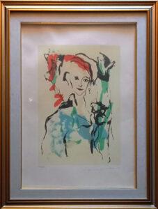 Ernesto Treccani – Figura di donna