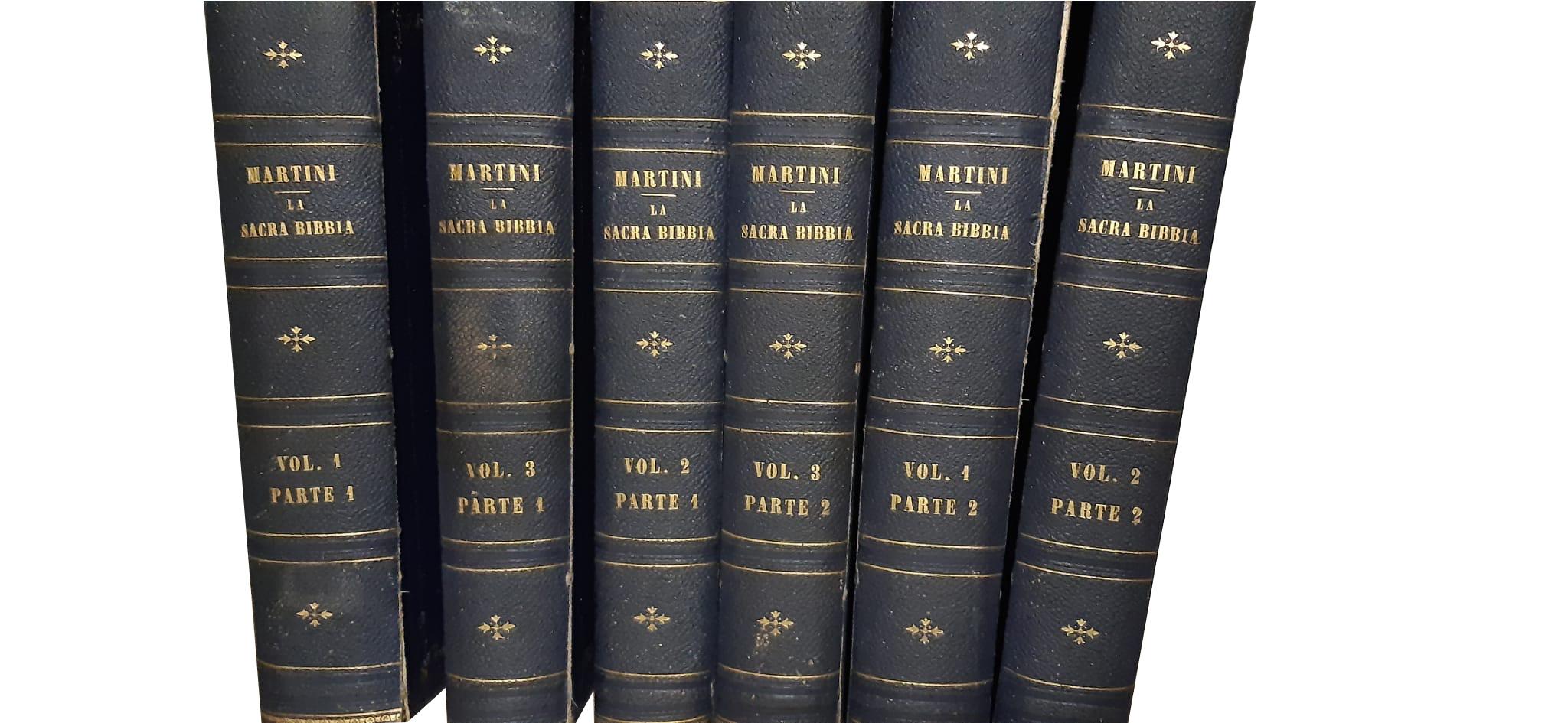Martini La sacra Bibbia – Passigli