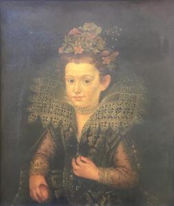 Mastri Copisti – Eleonora Gonzaga (da Frans Pourbus il Giovane)