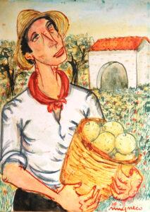 Giuseppe Migneco – Senza titolo