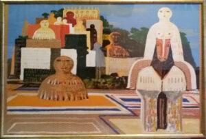 Salvatore Fiume – La terrazza delle statue