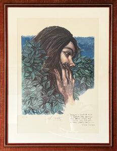 Dante Ricci – Volto di donna