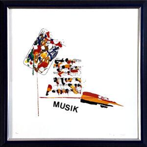 Mario Schifano – Musik