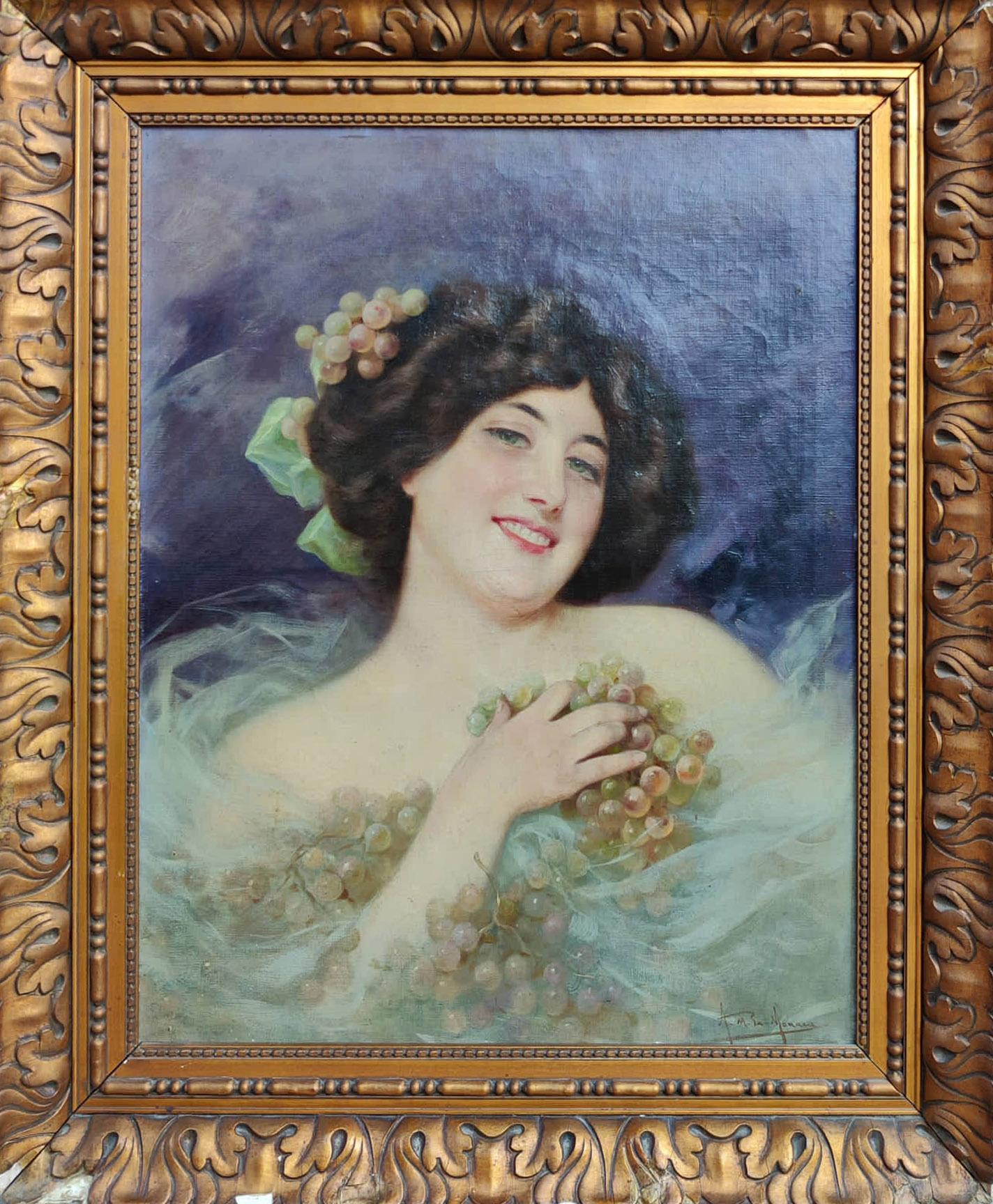 Alberto La Monaca – Donna che sorride