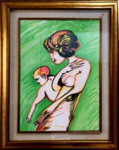 Remo Brindisi – Maternità