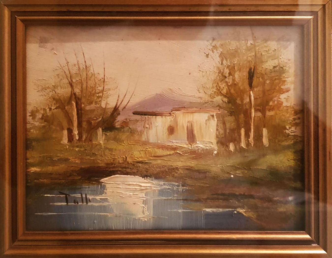 A. Tulli – Cascina sul lago