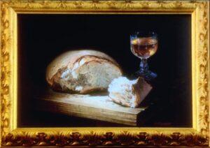 Ezio Tarantelli – Pane e vino