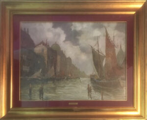 Antonio Rondinella – Laguna veneziane