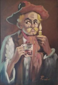 Enzo Pannini – Vecchio in cantina