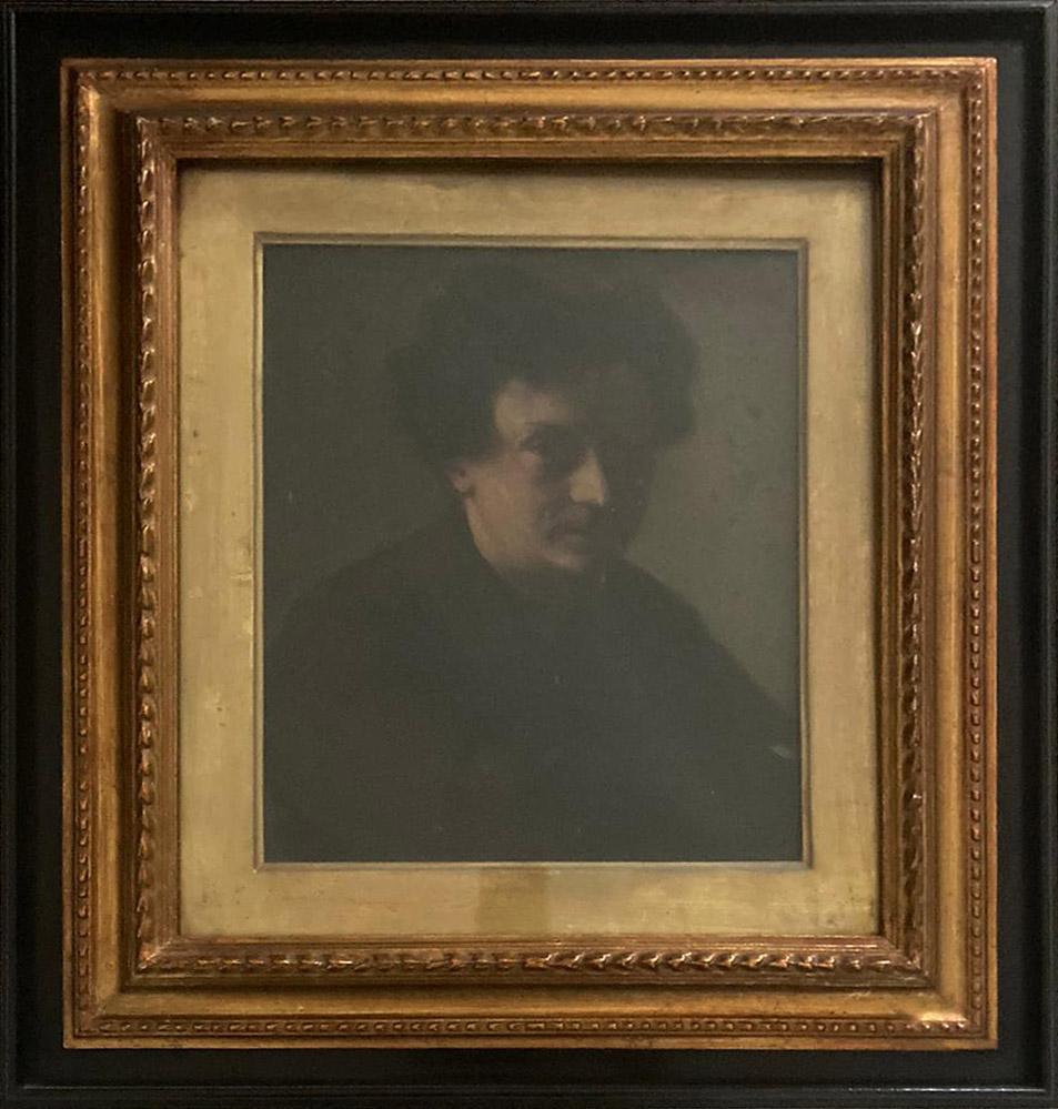 Vito D'Ancona – Ritratto di giovane artista