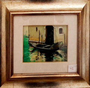 Mario Dalla Venezia – Ritorno della pesca