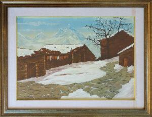 V. Gomez – Borgo sulle Dolomiti