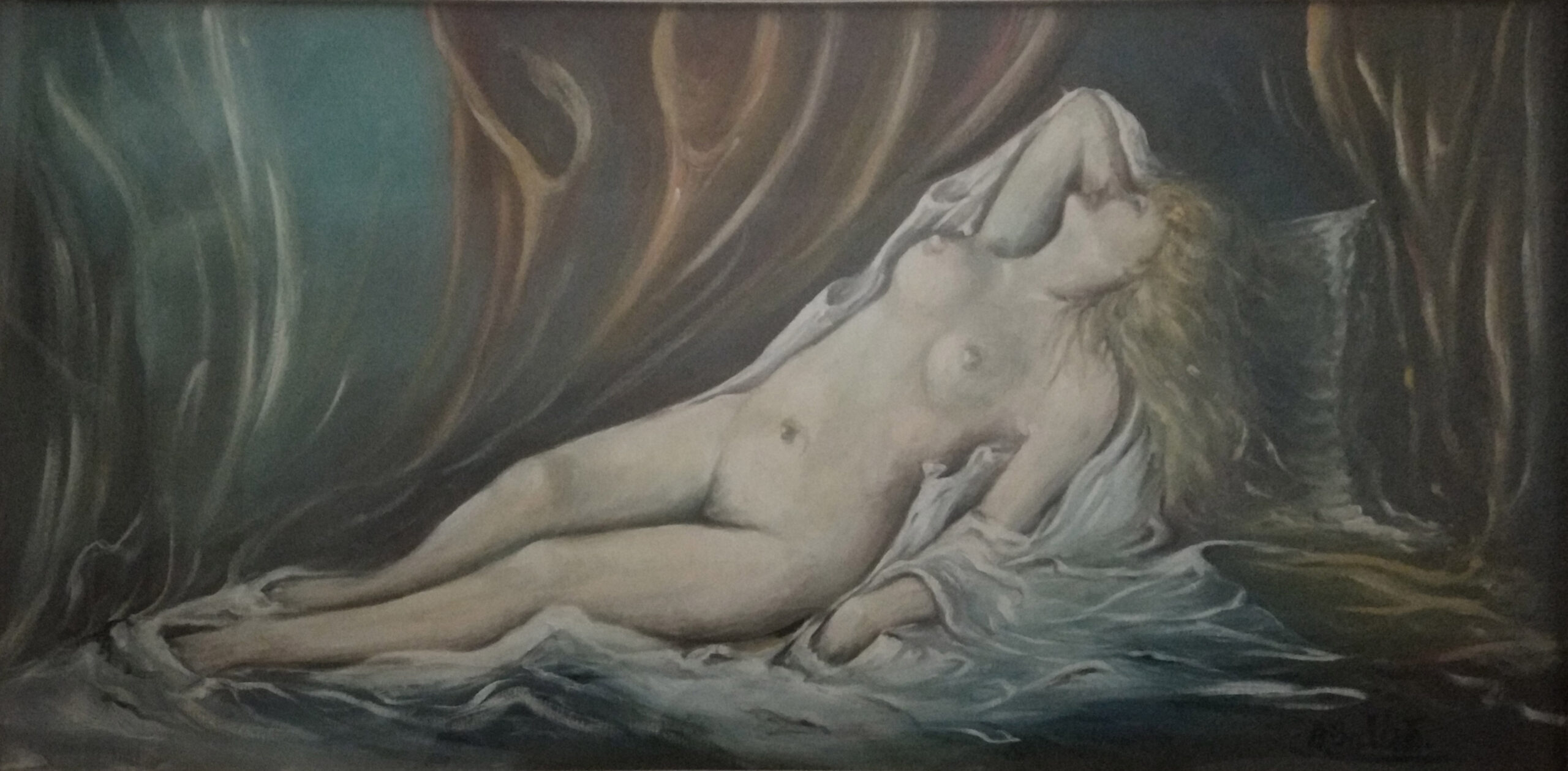 Armando Ballanti – Nudo di donna