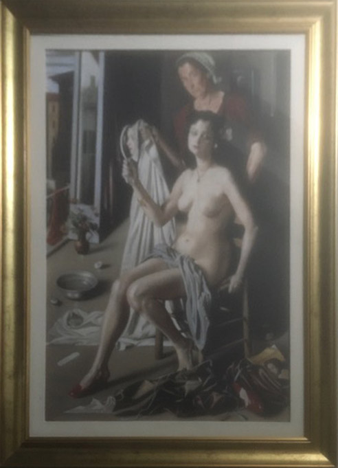 Gregorio Sciltian – Betsabea
