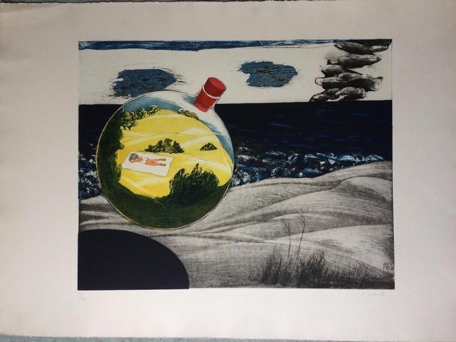 Attribuito a Helga Jahnke – Senza titolo – BMUT003