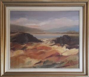 Lauro Bolondi – Mattino lago maggiore