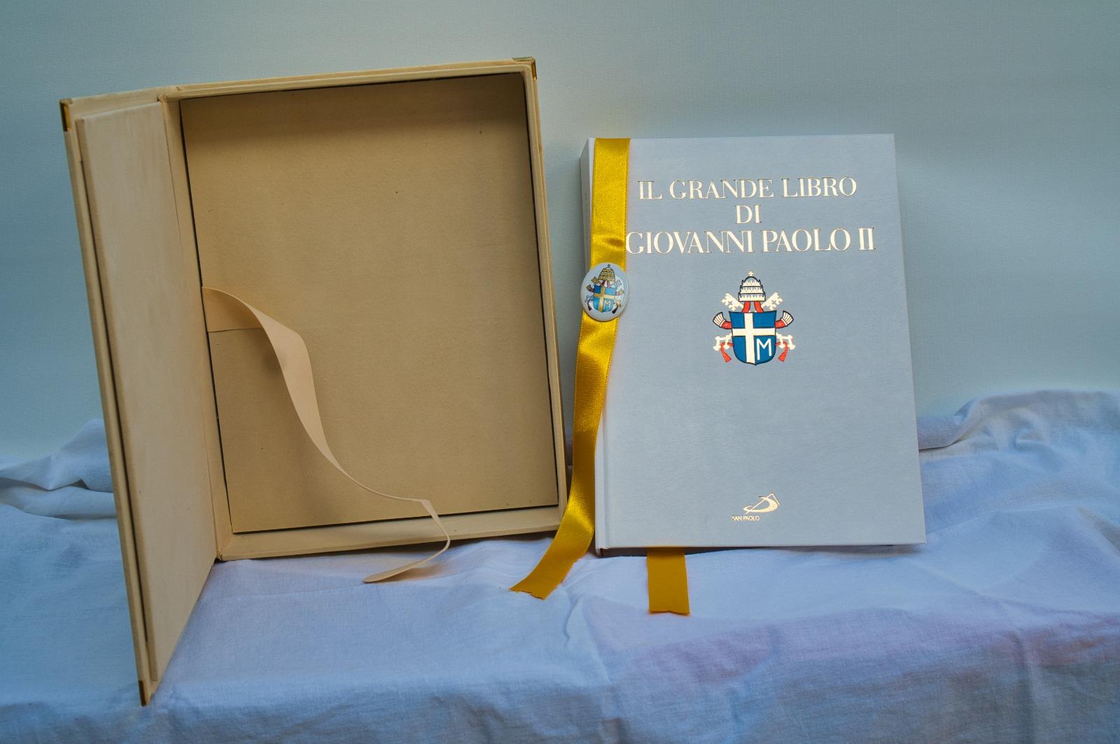 Grande libro di Giovanni II – Edizioni San Paolo