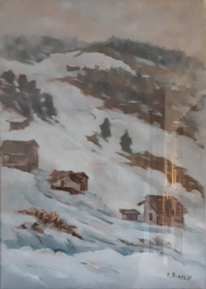 Franco Rinaldi – Senza titolo – GLOF001