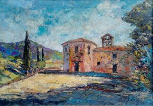 Adolfo Foligni – Paesaggio