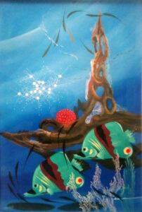 Natalino Arfelli – Pesci tropicali