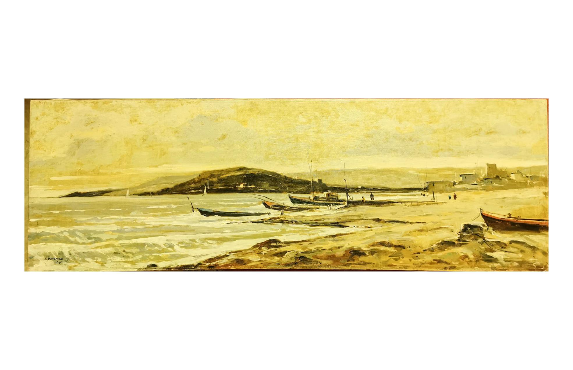 Gianfranco Curandai – L'isola del giglio