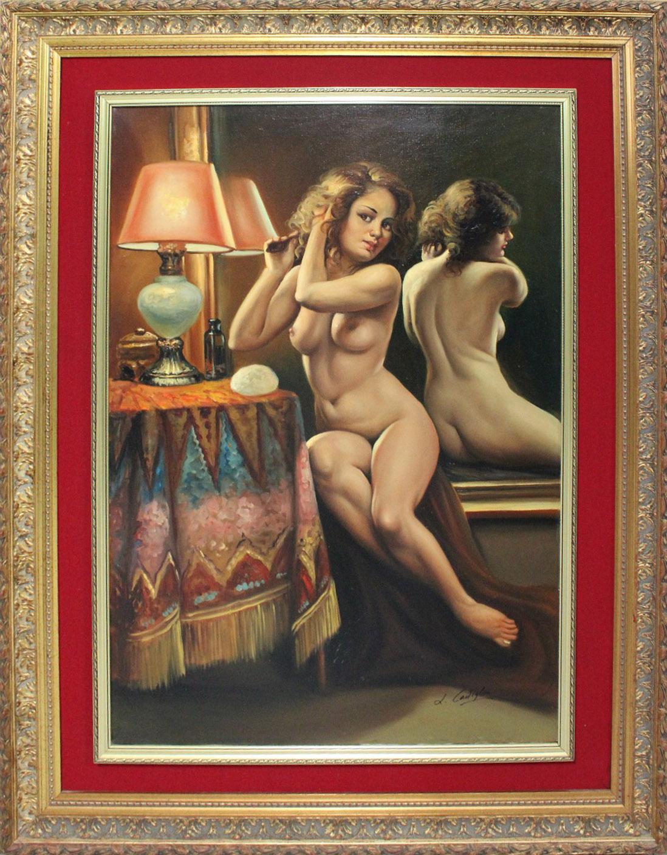 Lucio Castiglio – Nudo