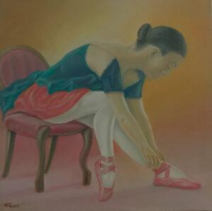 Massimo Giovagnoli – Ballerina