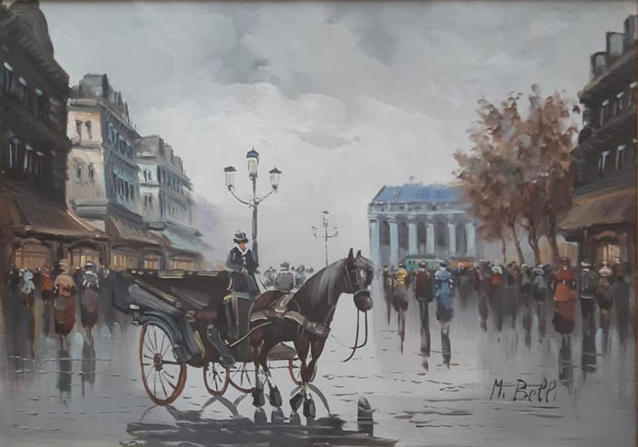 M. Belli – Landò Parigino