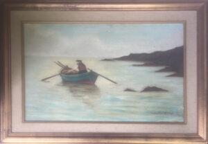 M. Papini – Pescatore Solitario