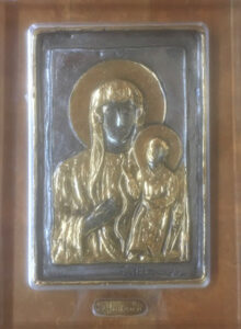 Tommaso Gismondi – La Madonna Nera