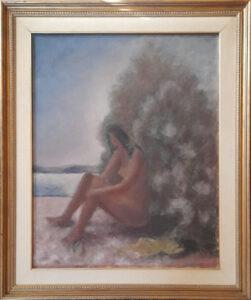 Vittorio Viviani – Figura alla spiaggia