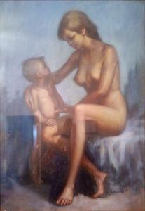 Renzo Magnanini – Maternità