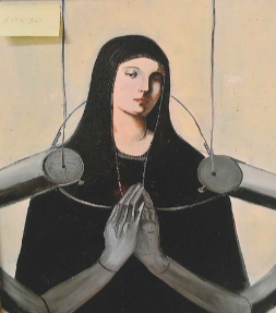 Carratta Dario – Madonna Nera