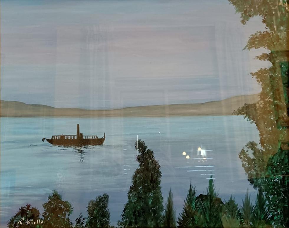 Raffaele Miolla – Sul Lago di Lugano