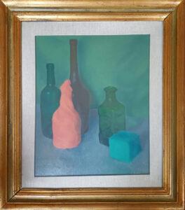 Sandra Batoni – La bottiglia rossa