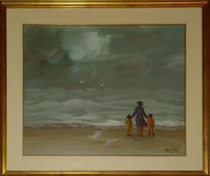 Tonino dal re – Famiglia in spiaggia