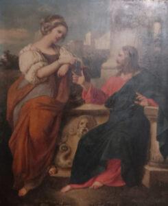 Sconosciuto – Gesù al pozzo