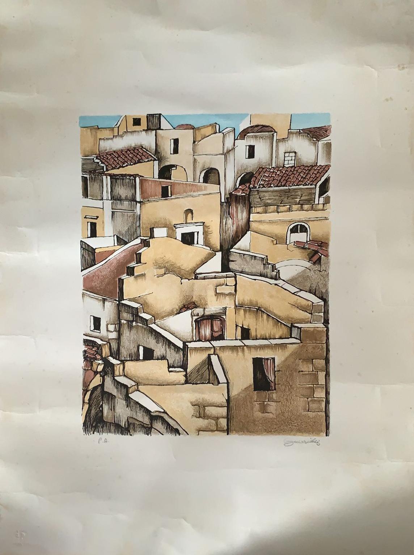 Piero Gucciardini – Borgo antico